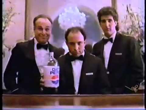 The amazing Michael J. Fox - Diet Pepsi commercial   opera  (1990).