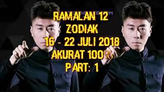 HEBOH! Ramalan Zodiak 16 - 22 Juli 2018 Akurat 100% Part:1