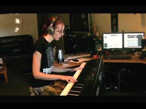 Black Ops Zombie Theme - Damned - On Piano