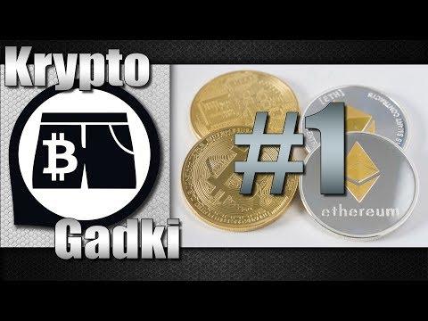 Krypto-Gadki LIVE #1 - Spadki na Bitcoinie