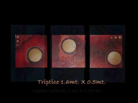 Cuadros abstractos youtube for Imagenes de cuadros abstractos famosos