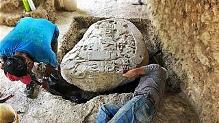 Археологи обнаружили следы