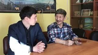 Мандар Барыыс уонна Виктор Лебедев