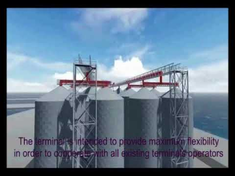 Comvex Constanta new presentation with Grain Terminal