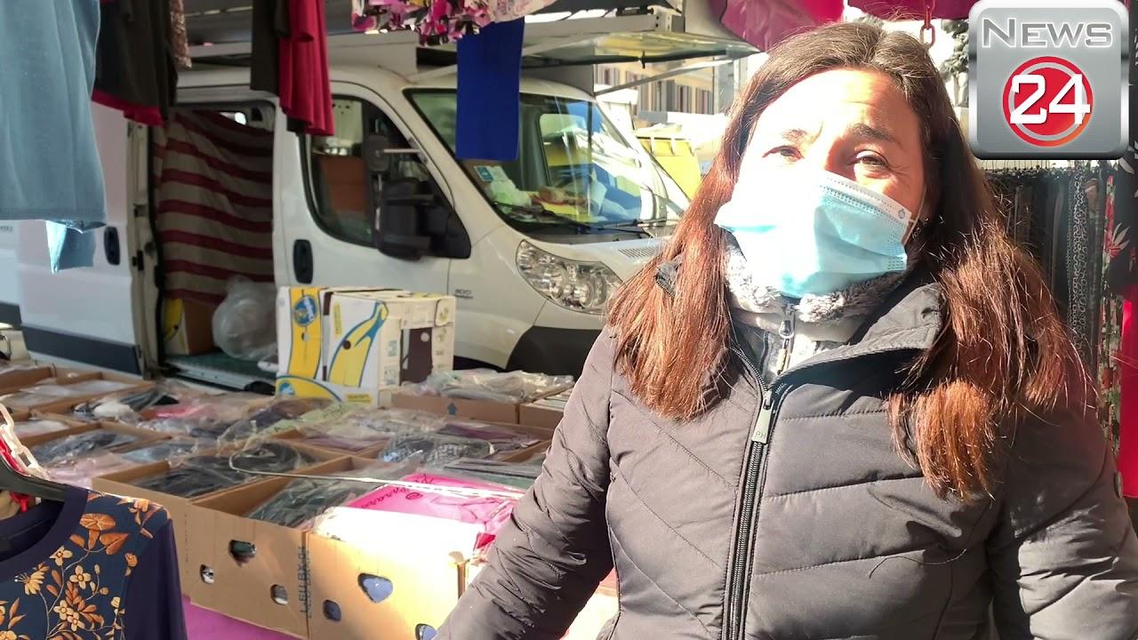 Riapertura completa del mercato del sabato a Domodossola