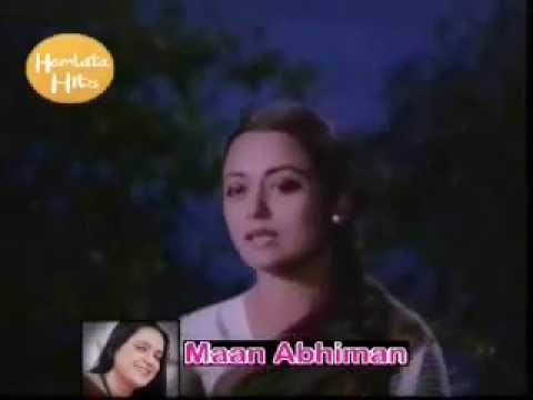 Hemlata - Kya Likhoon Kaise Likhun Part 1 - Maan Abhiman (1980)