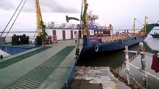 New special ship in Majuli, assam..অত্যাধুনিক র র জাহাজ, মাজুলীত
