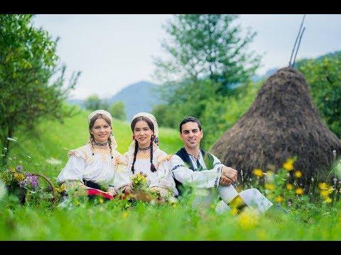 Costel Popa, Suzana si Daciana Vlad - Maramureșu' răsună cu Ardealu' împreună (Official Video)