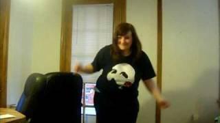 The Potty Dance!
