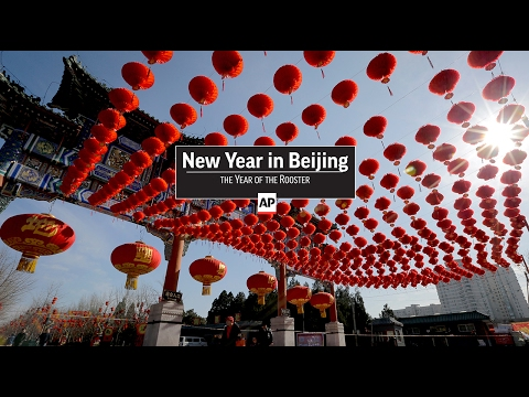 New Year in Beijing: Food, fortune, and family start the Year of the Rooster