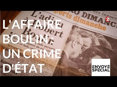 Envoyé spécial. L'affaire Robert Boulin (Interdit aux -10 ans) - 26 octobre 2017 (France 2)