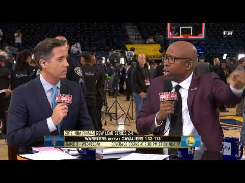 Kenny Smith: The team the Warriors have assembled is unfair