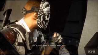 Army of Two: The Devil's Cartel - All Cutscenes | Movie [HD]