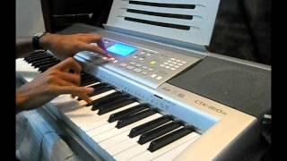 Kadhal Rojave keyboard mp4