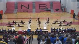 Rogers JV Dance Team - North Branch Jazz Meet 12-09-2013