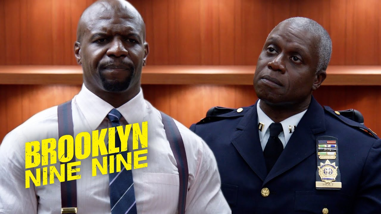 Terry Opens Up About The Mannequin Incident | Brooklyn Nine-Nine