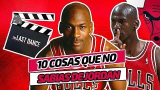 The Last Dance: 10 cosas que no sabías de Michael Jordan y los Chicago Bulls