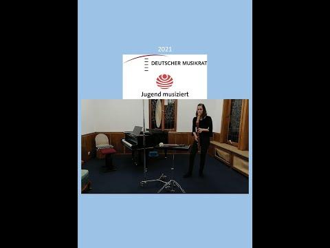 Sophie Schittenhelm, Jugend Musiziert 2021, Musikschule Musik-erLeben