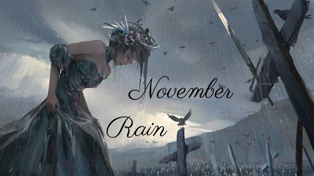 november rain guns n roses subespa241ol youtube