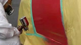 板金塗装工程(塗装編) thumbnail