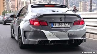 Hamann BMW M5 F10 Exhaust Sound - Revs & Accelerations