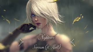 Nightcore - Scream (ft. Riell)