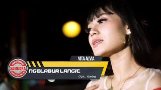 Vita Alvia - Ngelabur Langit - (Official Music Video)