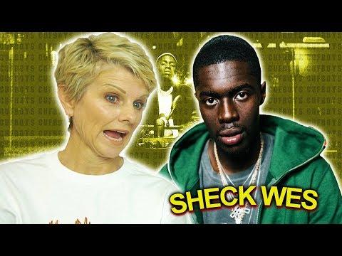 Mom Reacts to Sheck Wes - Mo Bamba