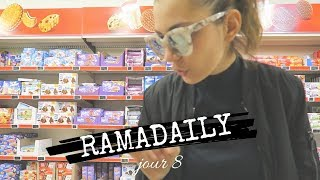 RAMADAILY 8 • COURSES DU RAMADAN ET ACTION MINI HAUL