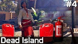 Dead Island Definitive Edition [#4] Zgadnij ile BUTLI i GAŚNIC złapał Skie /z Skie