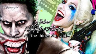 Joker||Hilly's Harley||All the things she said...