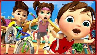 🔴 Baby Shark , Tommorow Will , Happy Birthday Song , Wheels on the Bus - Banana Cartoon [HD]