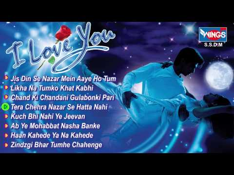 Non Stop Udit Narayan Romantic Song Collection | I Love You - Valentine Day Special