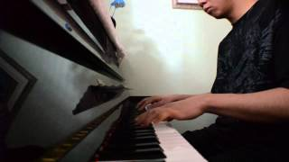 Jhene Aiko Ft. Childish Gambino - Bed Peace (piano Cover) | Dennis Tran