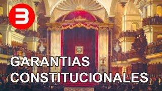 Garantias constitucionales con ejemplos. 2017 Video