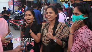 Master 11th Day Review | Master Public Review | vijaysethupathy | tollgate | TOLLGATE | Master!!!