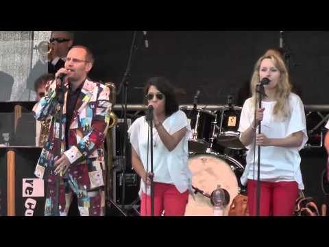 reConnected Münster Live auf der Schurenbachhalde in Essen 13 Juli 2013