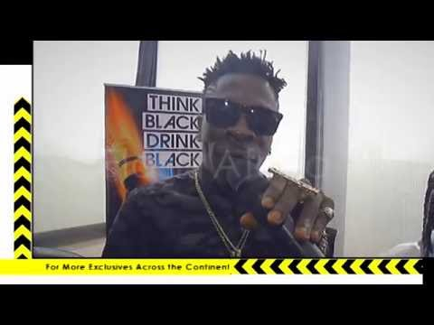 Infamous Shatta Wale proves he's the new face of African Dancehall