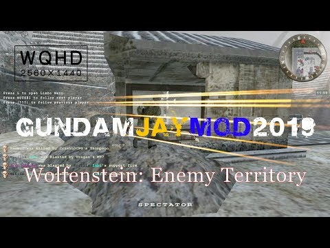 MOVIES   Wolfenstein: Enemy Territory - GUNDAM SERVER