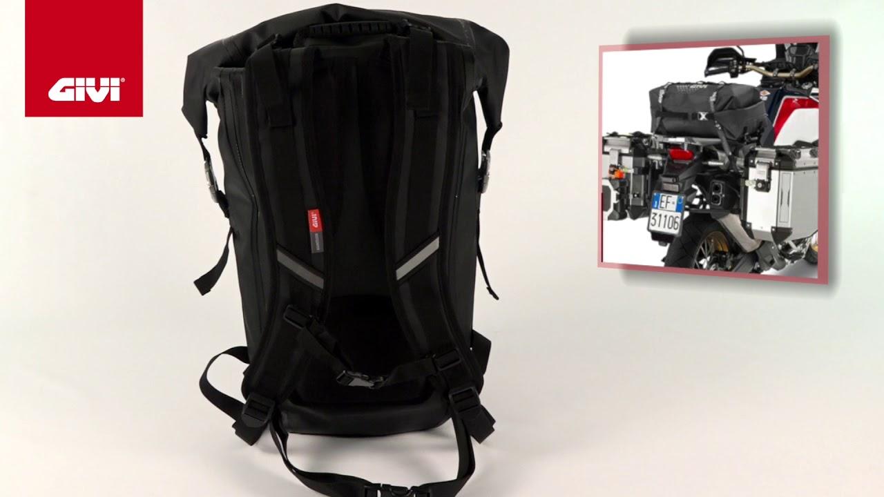 602cdc190e 35 Ltr Waterproof Backpack UT802 - YouTube