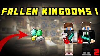 FALLEN KINGDOMS I : DES GROTTES INCROYABLE ! #2