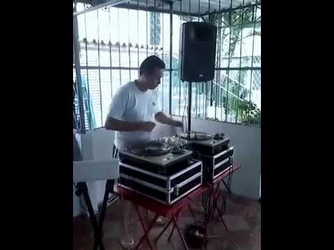 TECO DJ ( PLANET ROCK - AFRIKA BAMBAATAA )