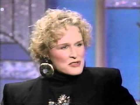 Glenn Close Interview (1989) - Part 1