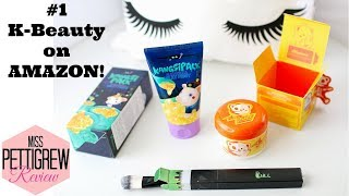 K-BEAUTY SKINCARE: Hottest Amazon K Beauty Skincare!! | Elizavecca Milky Piggy!