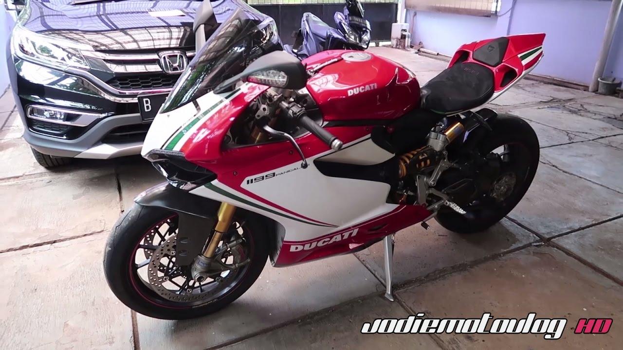Ducati Panigale 1199 S Tricolore 2013 (Diar)