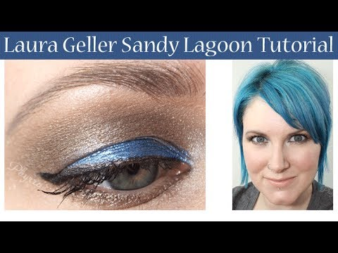 Laura Geller Sandy Lagoon Trio Tutorial Youtube