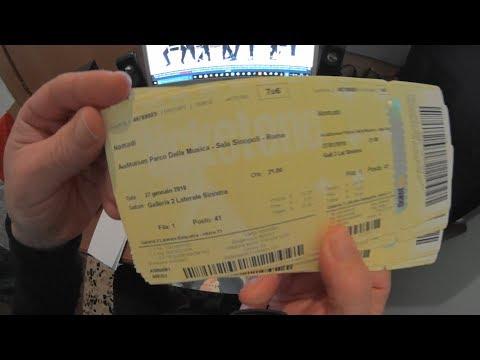 Biglietti per il concerto dei Nomadi del 27 Gennaio a Roma - Auditorium