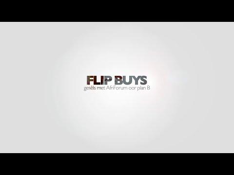 Flip Buys gesêls met AfriForum oor Plan-B