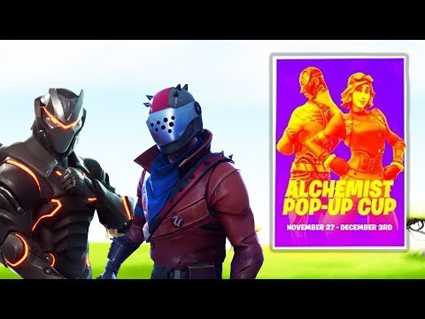 Ambrew & SSundee SWEAT Duos Pop Up Cup Fortnite Battle Royale