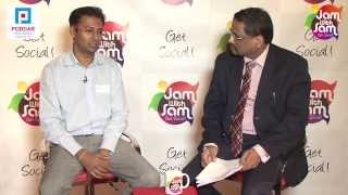 Jam with sam E18 With Rohit Poddar from Poddar Housing